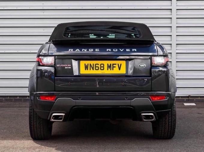 2018 Land Rover TD4 HSE Dynamic Auto 4WD 2-door (Grey) - Image: 6