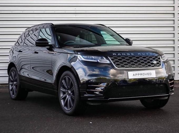2019 Land Rover P250 R-Dynamic HSE Auto 4WD 5-door (Black) - Image: 1