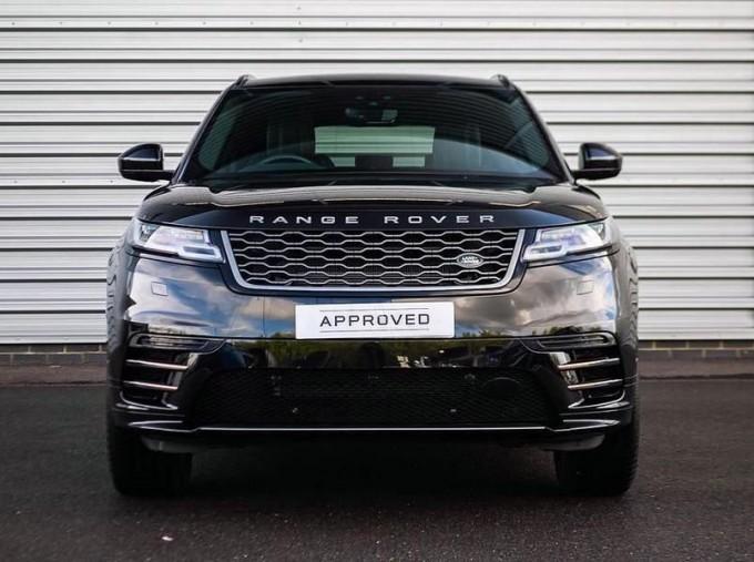 2019 Land Rover P250 R-Dynamic HSE Auto 4WD 5-door (Black) - Image: 7