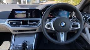 2021 BMW 420i M Sport Pro Edition Auto 2-door (Blue) - Image: 5