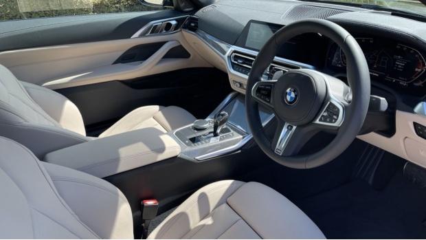 2021 BMW 420i M Sport Pro Edition Auto 2-door (Blue) - Image: 6
