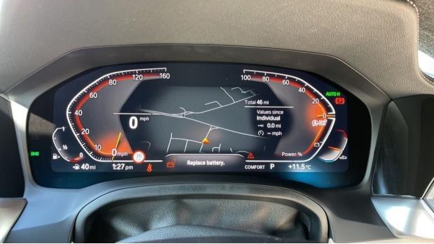 2021 BMW 420i M Sport Pro Edition Auto 2-door (Blue) - Image: 9