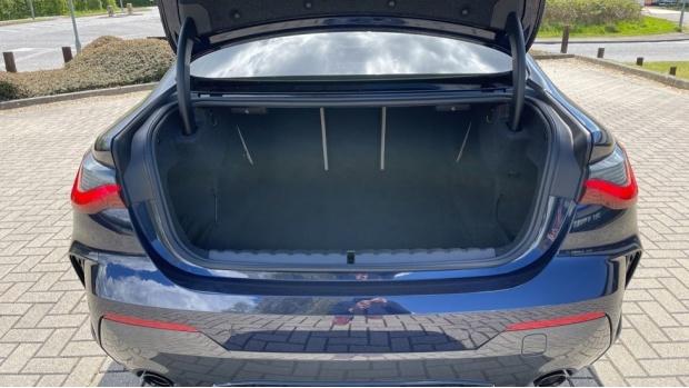 2021 BMW 420i M Sport Pro Edition Auto 2-door (Blue) - Image: 13