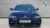 2021 BMW 420i M Sport Pro Edition Auto 2-door (Blue) - Image: 16