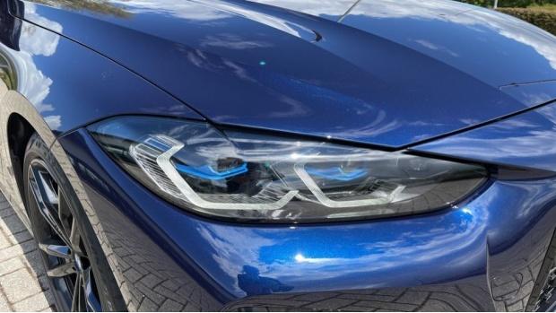 2021 BMW 420i M Sport Pro Edition Auto 2-door (Blue) - Image: 23
