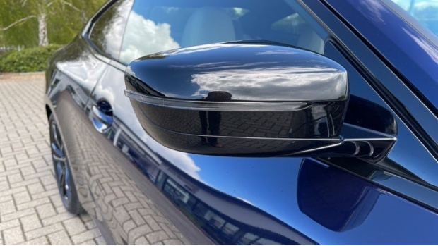 2021 BMW 420i M Sport Pro Edition Auto 2-door (Blue) - Image: 26