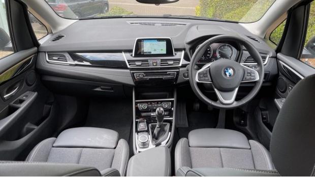 2020 BMW 216d Sport Active Tourer (Grey) - Image: 4