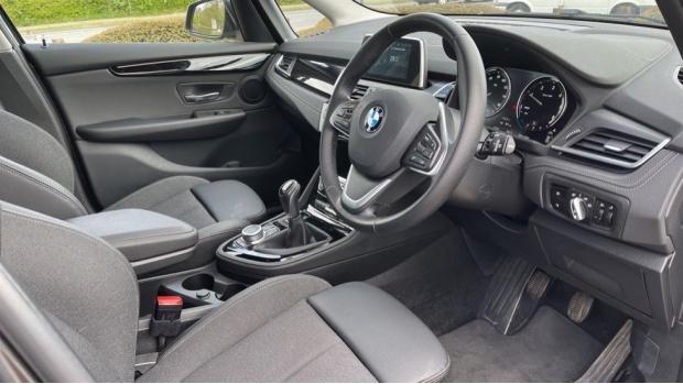 2020 BMW 216d Sport Active Tourer (Grey) - Image: 6
