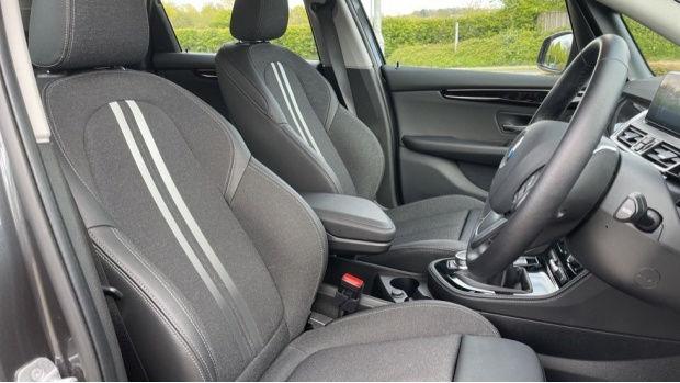 2020 BMW 216d Sport Active Tourer (Grey) - Image: 11