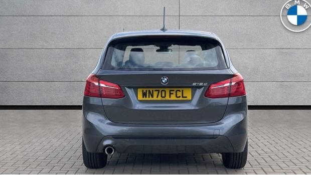 2020 BMW 216d Sport Active Tourer (Grey) - Image: 15