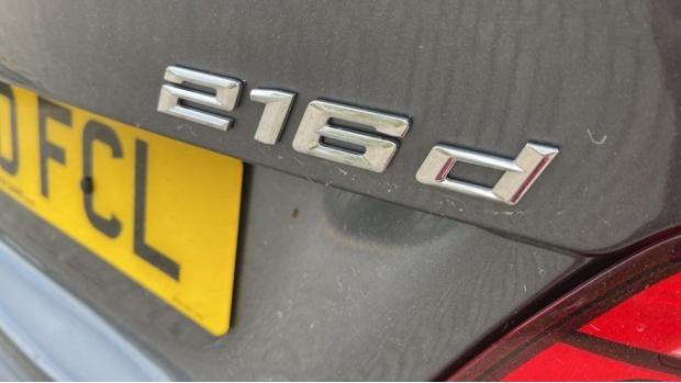 2020 BMW 216d Sport Active Tourer (Grey) - Image: 31