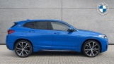 2019 BMW XDrive20d M Sport (Blue) - Image: 3