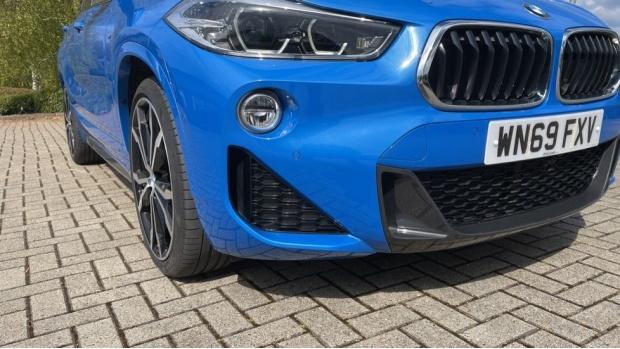 2019 BMW XDrive20d M Sport (Blue) - Image: 28