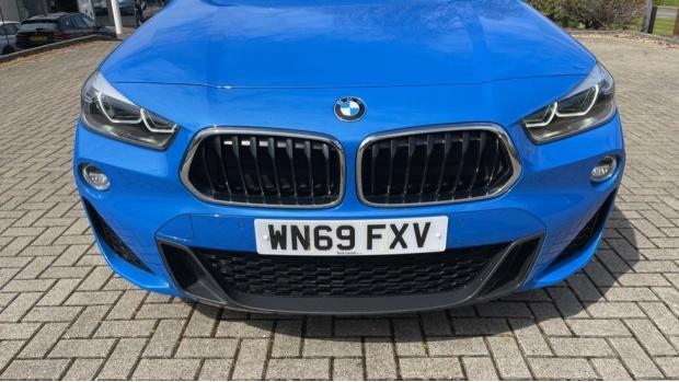 2019 BMW XDrive20d M Sport (Blue) - Image: 29