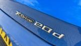 2019 BMW XDrive20d M Sport (Blue) - Image: 35