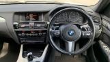 2017 BMW XDrive20d M Sport (White) - Image: 5