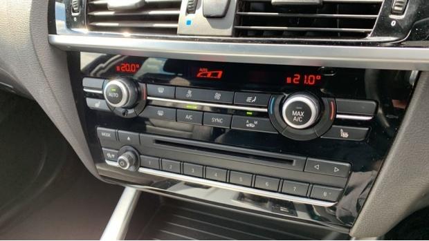 2017 BMW XDrive20d M Sport (White) - Image: 23