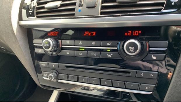 2017 BMW XDrive20d M Sport (White) - Image: 24