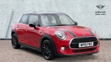 2019 MINI 5-door Cooper Classic (Red) - Image: 1