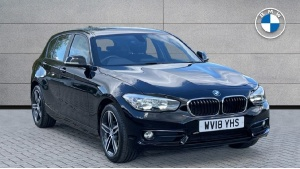 2018 BMW 1 Series 116d Sport 5-door 5dr