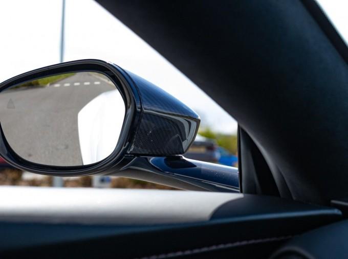2019 Aston Martin Coupe (White) - Image: 11