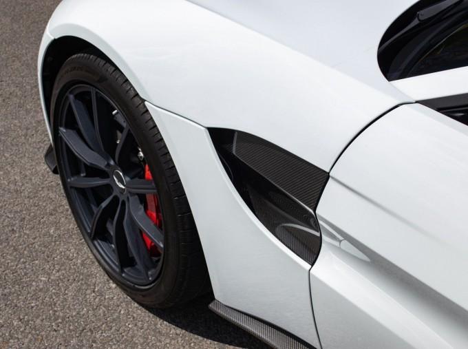 2019 Aston Martin Coupe (White) - Image: 29