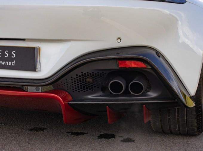 2019 Aston Martin Coupe (White) - Image: 38