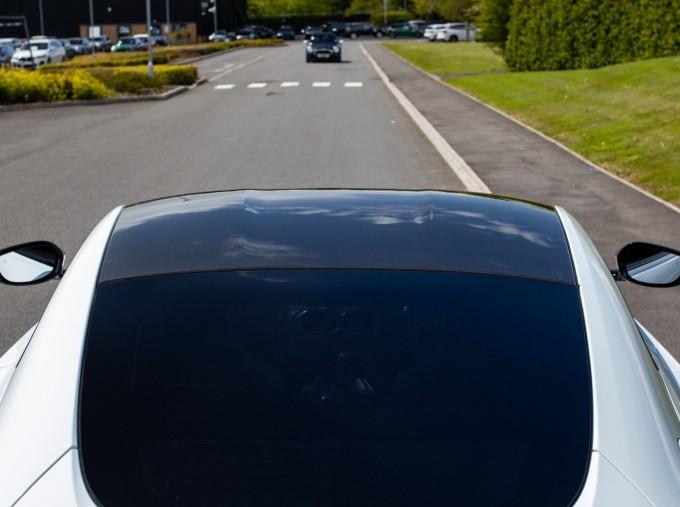2019 Aston Martin Coupe (White) - Image: 42