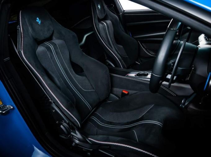 2017 Ferrari F12 tdf Coupe Unlisted (Blue) - Image: 5