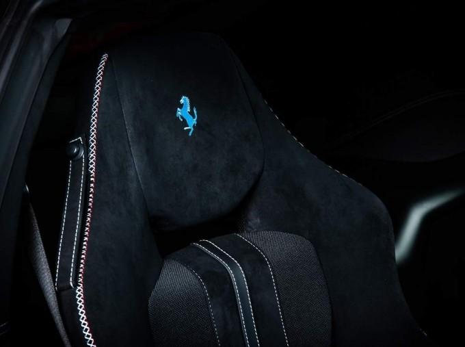 2017 Ferrari F12 tdf Coupe Unlisted (Blue) - Image: 6