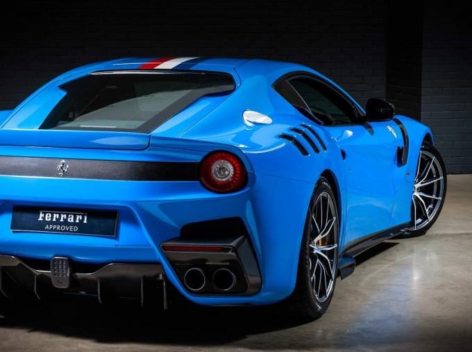 2017 Ferrari F12 tdf Coupe Unlisted (Blue) - Image: 12
