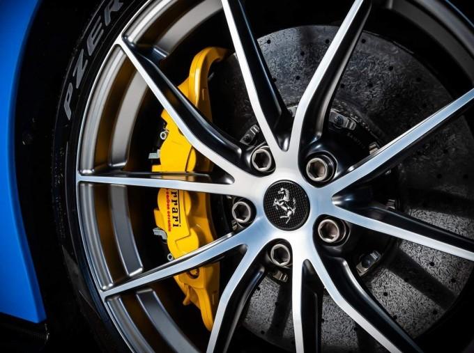 2017 Ferrari F12 tdf Coupe Unlisted (Blue) - Image: 15