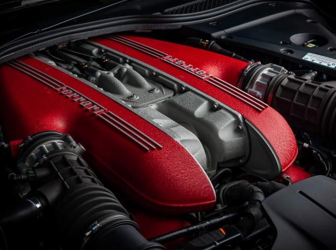 2017 Ferrari F12 tdf Coupe Unlisted (Blue) - Image: 20