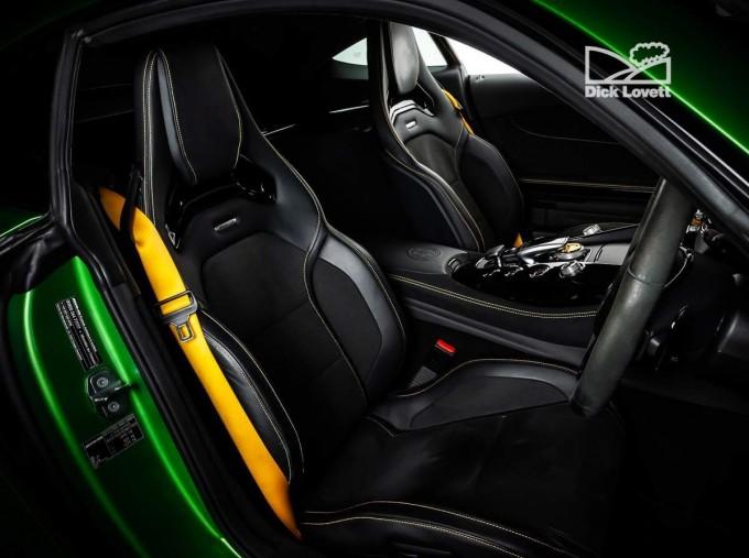 2018 Mercedes-Benz V8 BiTurbo R (Premium) SpdS DCT 2-door (Green) - Image: 5