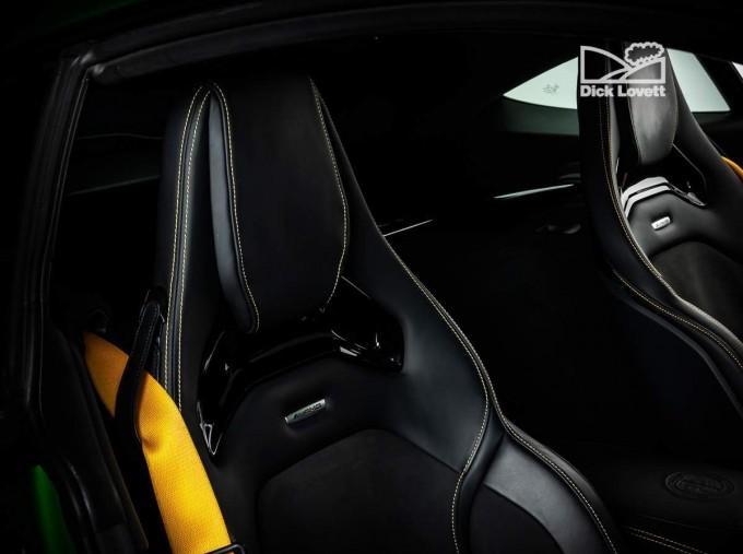 2018 Mercedes-Benz V8 BiTurbo R (Premium) SpdS DCT 2-door (Green) - Image: 6