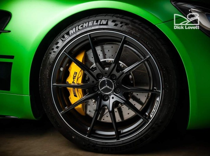 2018 Mercedes-Benz V8 BiTurbo R (Premium) SpdS DCT 2-door (Green) - Image: 14