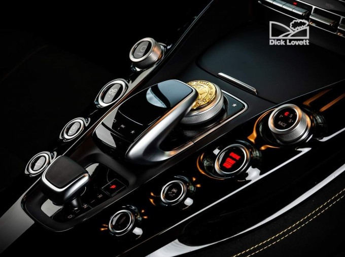 2018 Mercedes-Benz V8 BiTurbo R (Premium) SpdS DCT 2-door (Green) - Image: 18