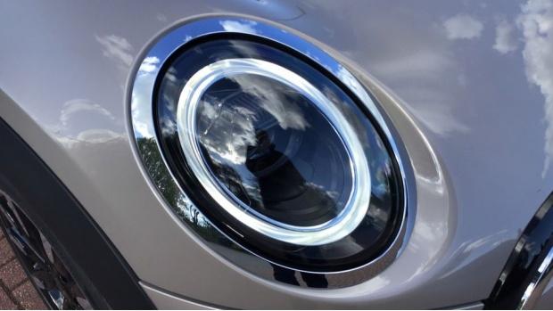 2021 MINI 5-door Cooper Exclusive (Grey) - Image: 23