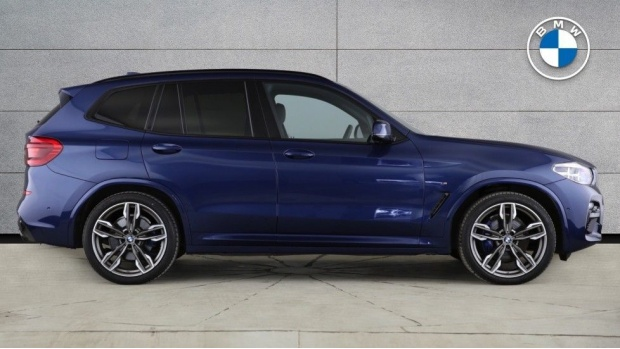 2020 BMW M40d (Blue) - Image: 3