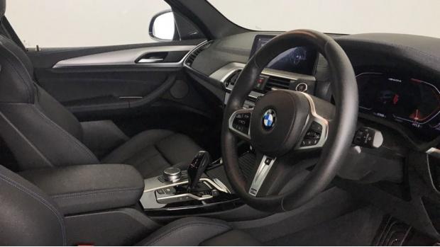 2020 BMW M40d (Blue) - Image: 6