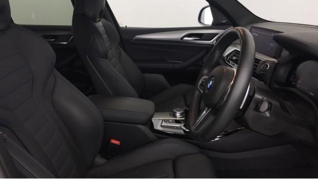 2020 BMW M40d (Blue) - Image: 11