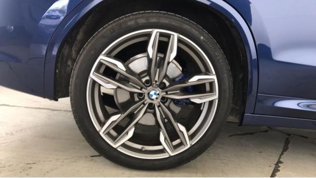 2020 BMW M40d (Blue) - Image: 14
