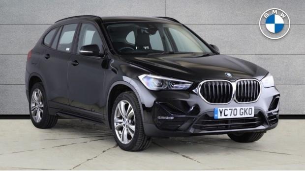 2020 BMW SDrive18i Sport (Black) - Image: 1
