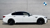 2018 BMW Saloon (White) - Image: 3