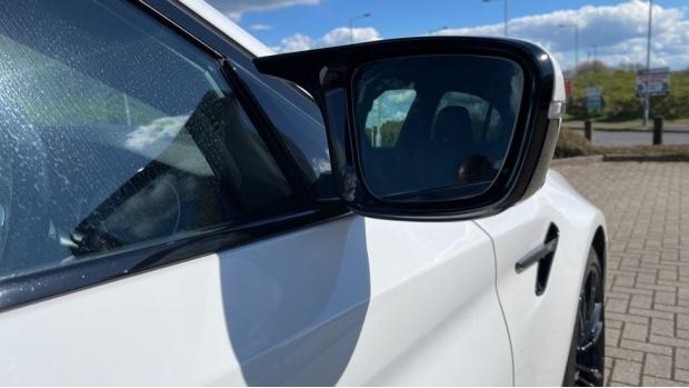 2018 BMW Saloon (White) - Image: 25