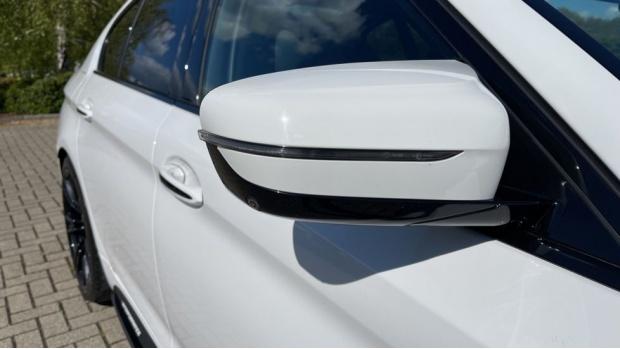2018 BMW Saloon (White) - Image: 26