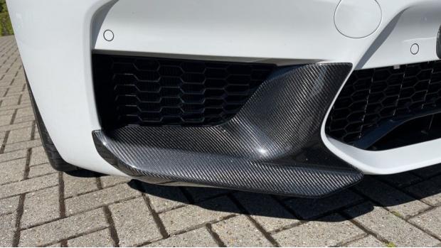 2018 BMW Saloon (White) - Image: 28