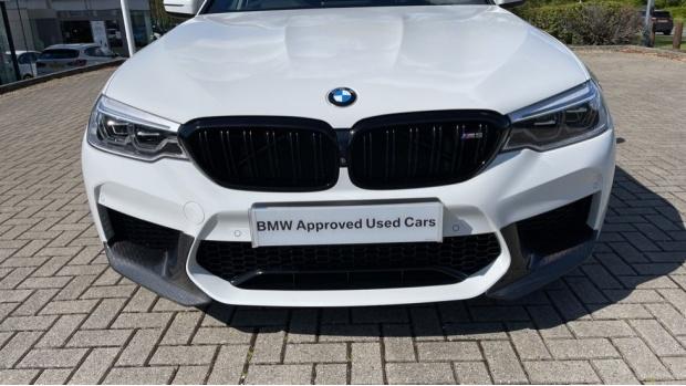 2018 BMW Saloon (White) - Image: 29