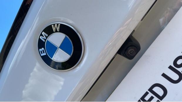 2018 BMW Saloon (White) - Image: 35