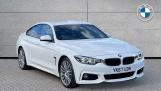 2017 BMW 420i M Sport Gran Coupe (White) - Image: 1